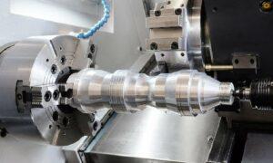 Qué es el torneado CNC
