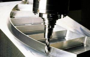 Qué es el fresado CNC